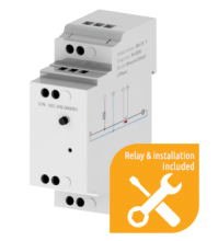 smart relay switch and installation