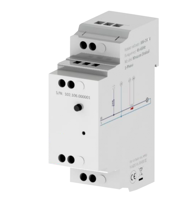 Relay Switch Circuit Breaker With